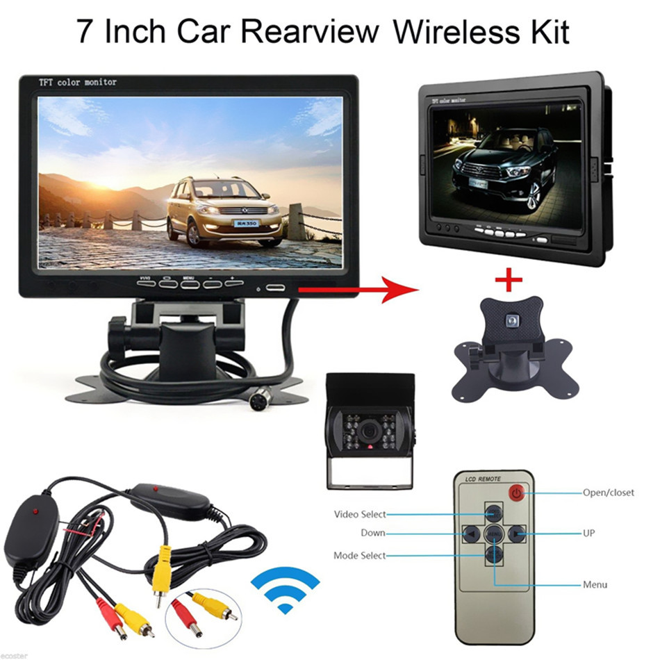 Cool Pkcorb Wireless Backup Camera Parts Images - The Best ...