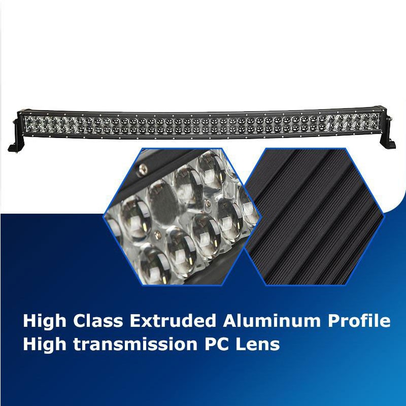 400W 40000lm 42 inch 400W Work Light Combo DC12V 24V Trucks Wagon ATV SUV Pickup 4WD 4x4 Led Bar Offroad