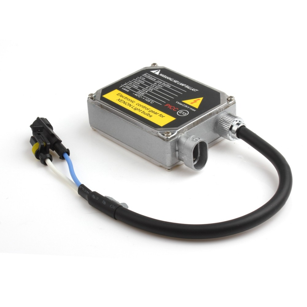 Sale 35w Hid Discharge Lamp With Xeon Bulb Electronic Ballast Controller Wiring Harness 12v 4300k