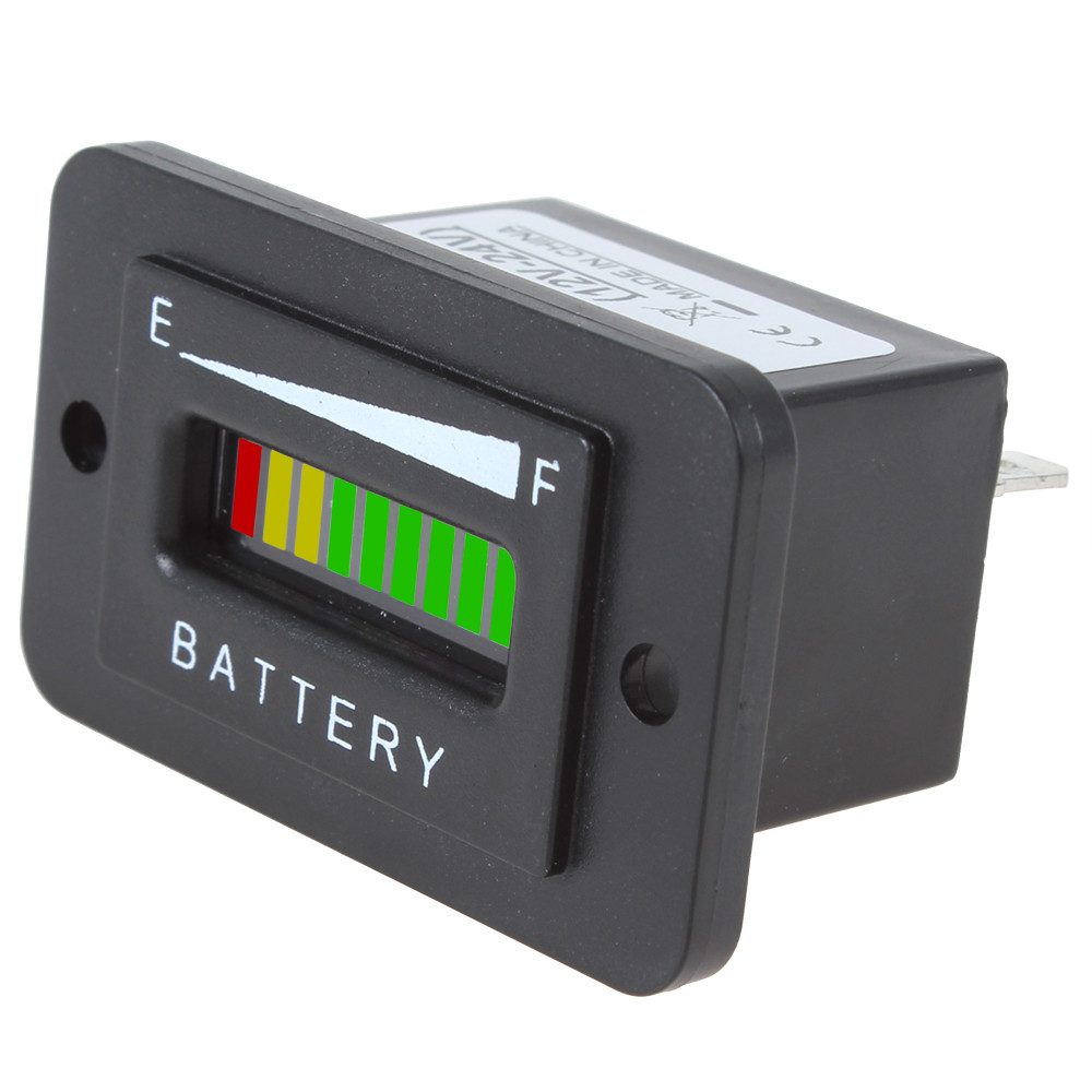 Индикатор аккумулятора для машины : Поиск отечественных фоток