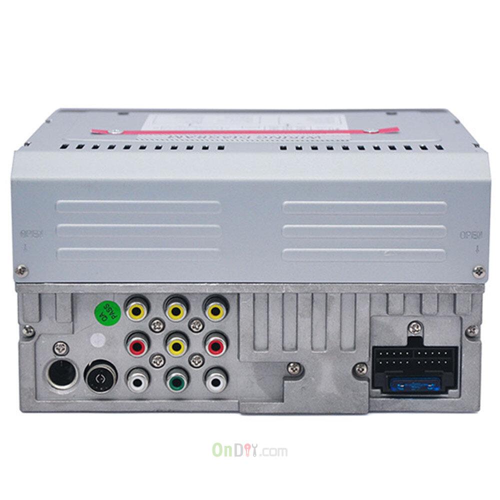 Sale HD 2Din 7 Inch Car DVD Player In-dash Stereo Radio Ipod TV ...