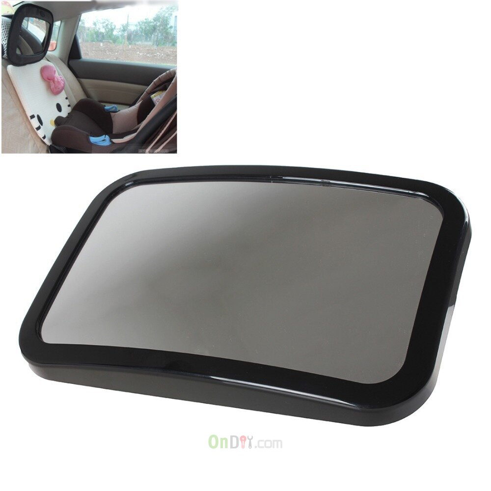 Car Rearview Emergency Seat Mirror Interior Rear View