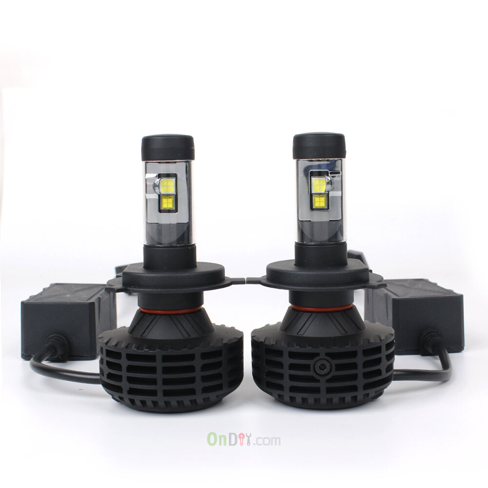 oga 2pc canbus for luxeon mz cree led chips xhp50 car led